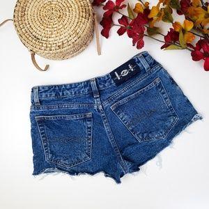 Vintage [LEI] Cut Off Jean Shorts